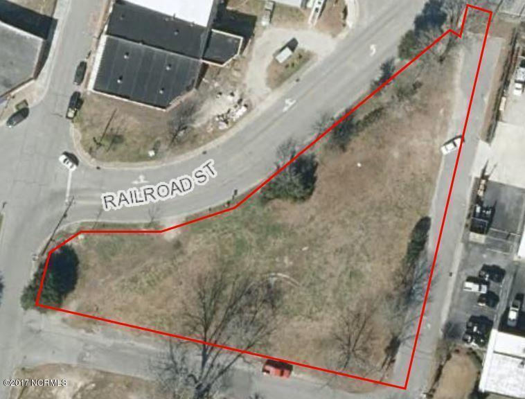 0 Ward St Railroad, 100070328, Jacksonville, Commercial/Industrial,  for sale, Realty World Swansboro Properties