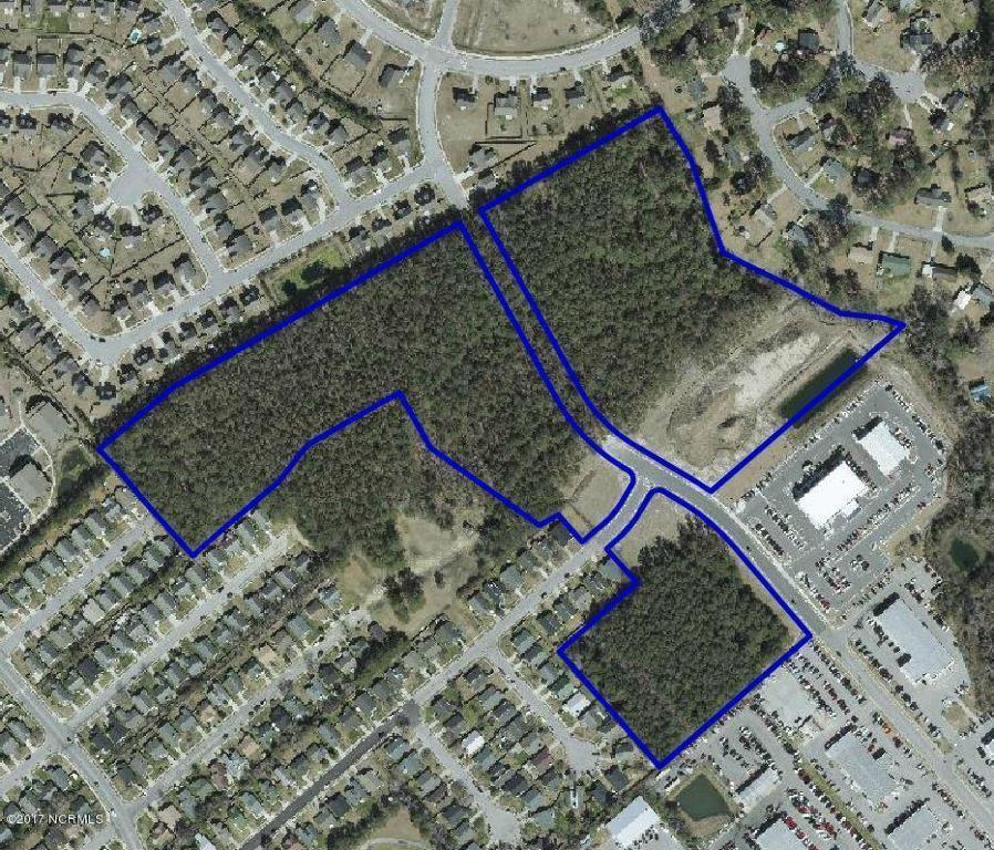 0 Fairway, 100071249, Jacksonville, Commercial/Industrial,  for sale, Realty World Swansboro Properties